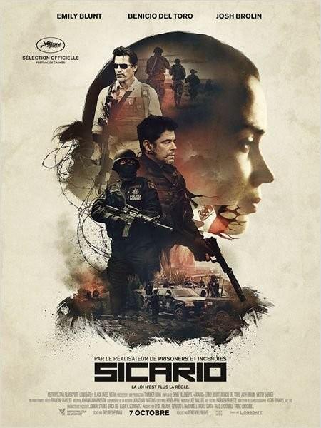 Cine974, Sicario