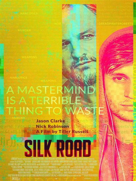 Cine974, Silk Road