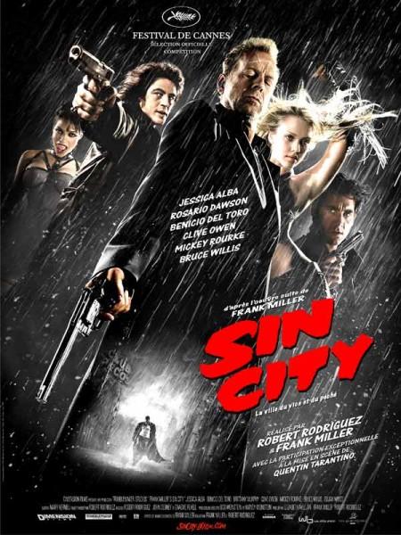 Cine974, Sin City