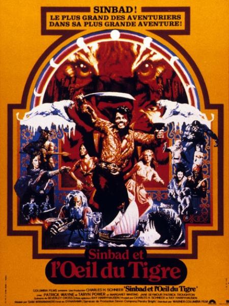 Cine974, Sinbad et l'oeil du tigre