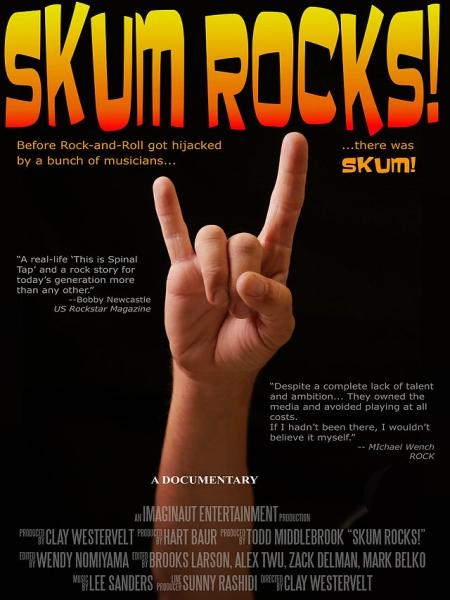 Cine974, Skum Rocks!