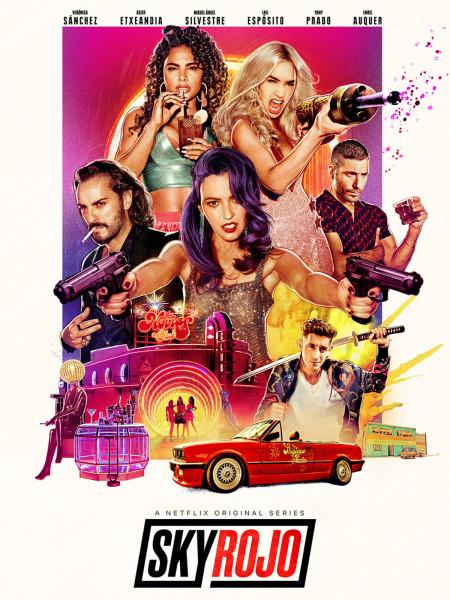 Cine974, Sky Rojo