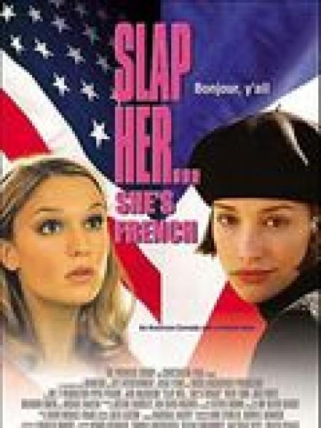 Cine974, Slap her, she's French