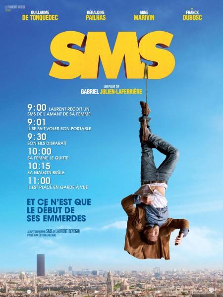 Cine974, SMS