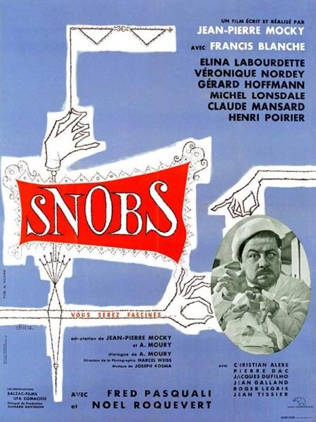Cine974, Snobs !