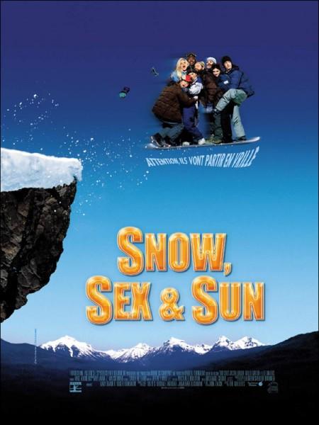 Cine974, Snow, sex & sun