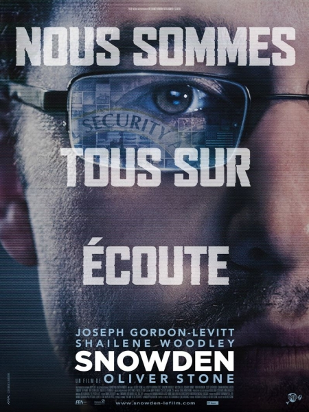Cine974, Snowden
