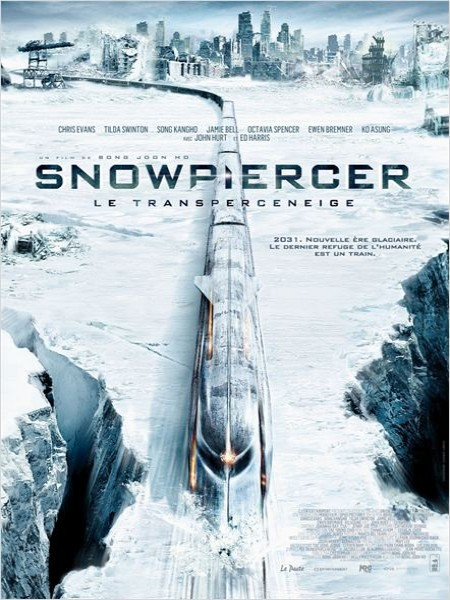 Cine974, Snowpiercer, Le Transperceneige