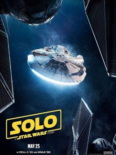 Cine974, Solo: A Star Wars Story