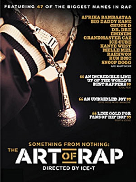 Cine974, Something from Nothing: The Art of Rap