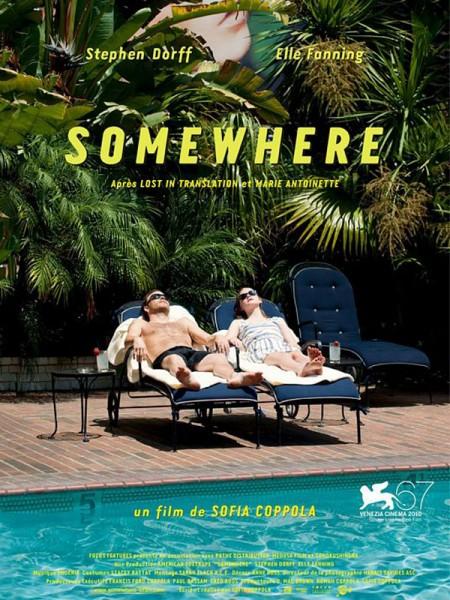 Cine974, Somewhere