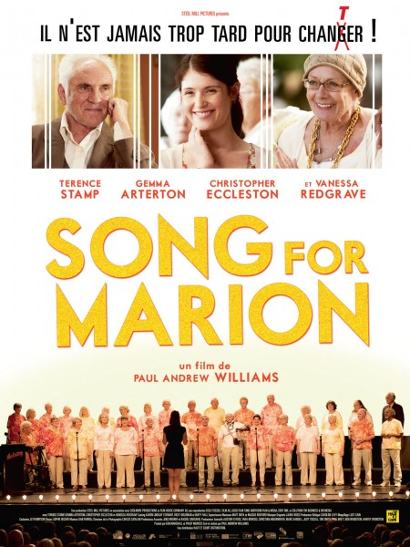 Cine974, Song for Marion