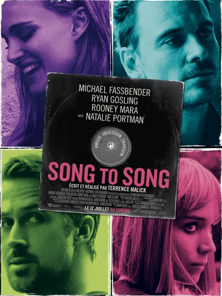 Cine974, Song To Song