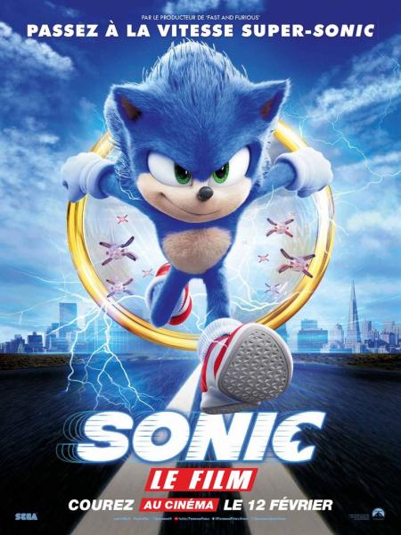 Cine974, Sonic The Hedgehog