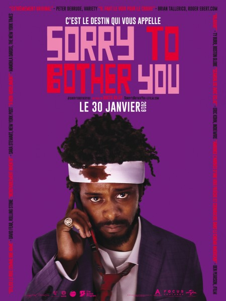 Cine974, Sorry To Bother You