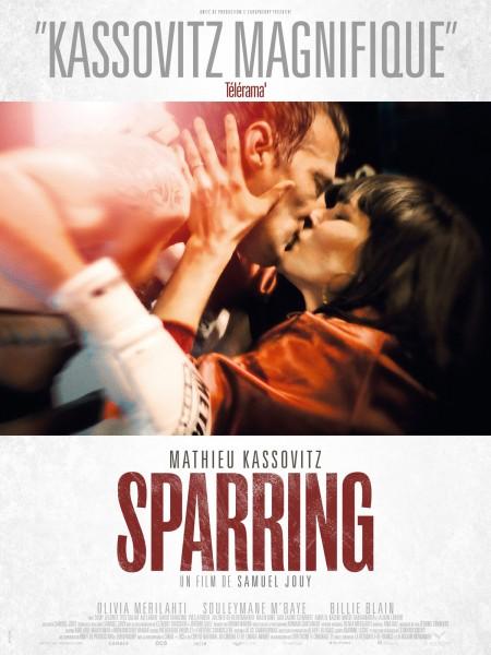 Cine974, Sparring