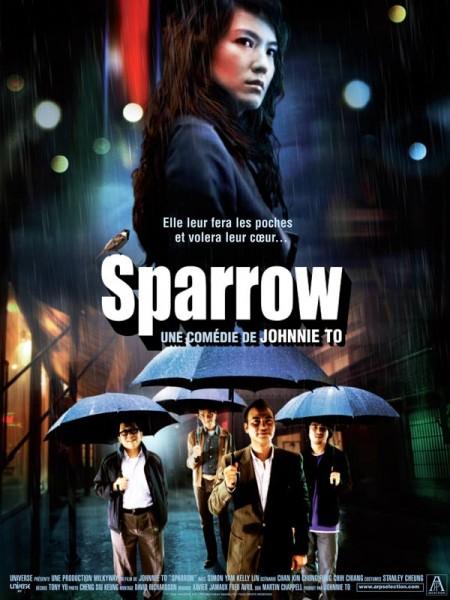 Cine974, Sparrow