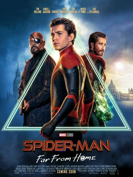 Cine974, Spider-Man : Far From Home