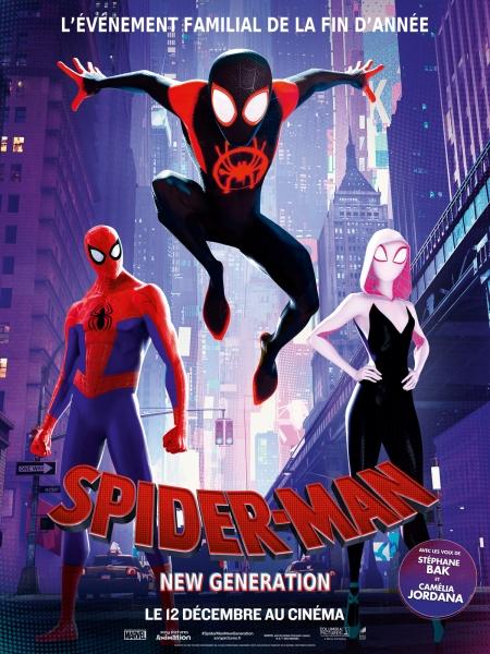 Cine974, Spider-Man: New Generation