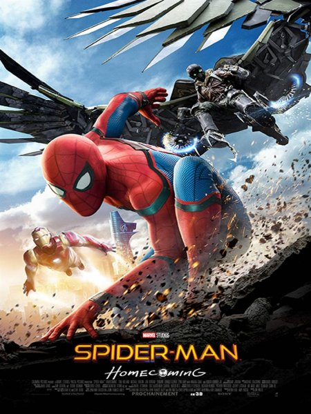 Cine974, Spider-Man Homecoming