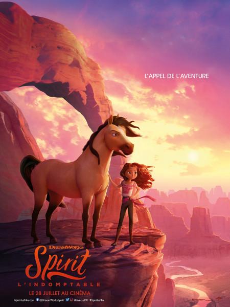 Cine974, Spirit : l'indomptable