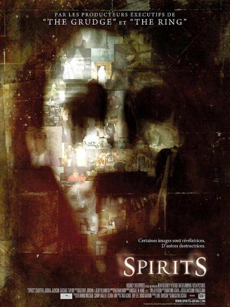 Cine974, Spirits