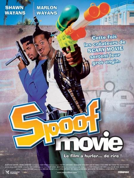 Cine974, Spoof movie