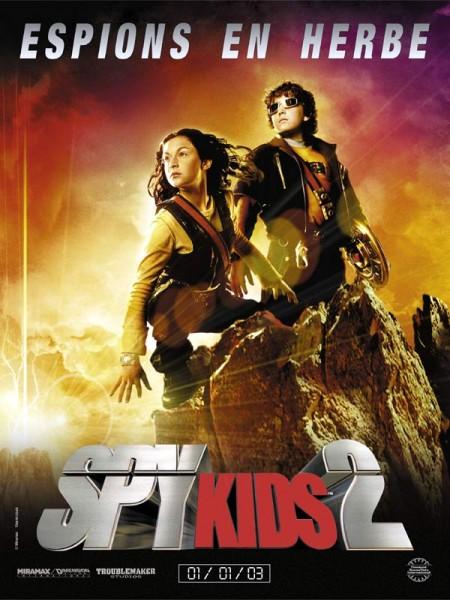 Cine974, Spy kids 2 - espions en herbe