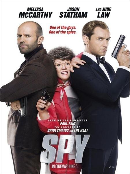 Cine974, Spy