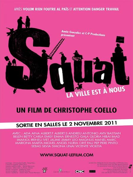 Cine974, Squat, la ville est à nous !