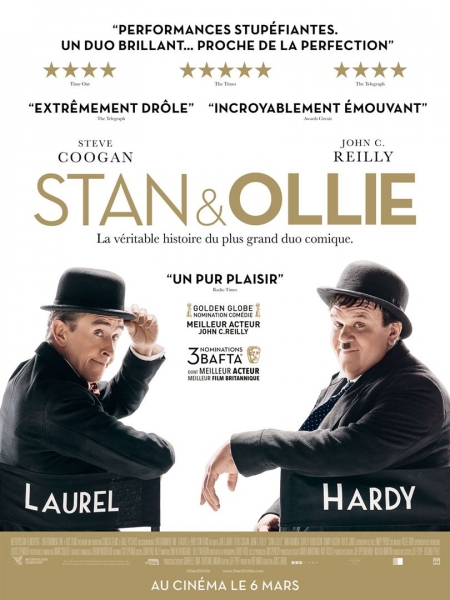 Cine974, Stan & Ollie