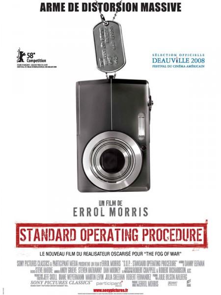 Cine974, Standard Operating Procedure