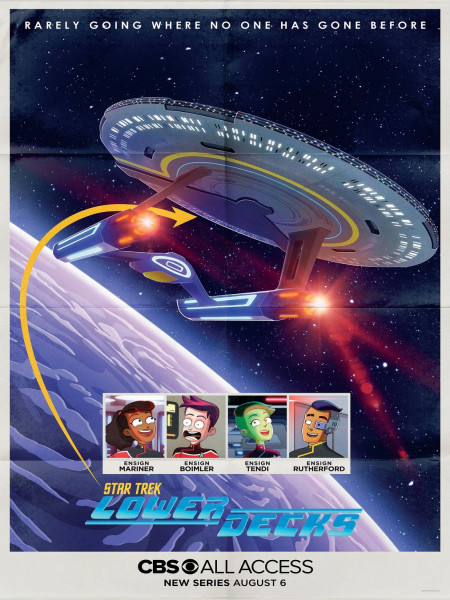 Cine974, Star Trek: Lower Decks