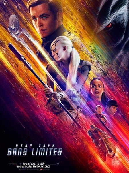 Cine974, Star Trek Sans limites