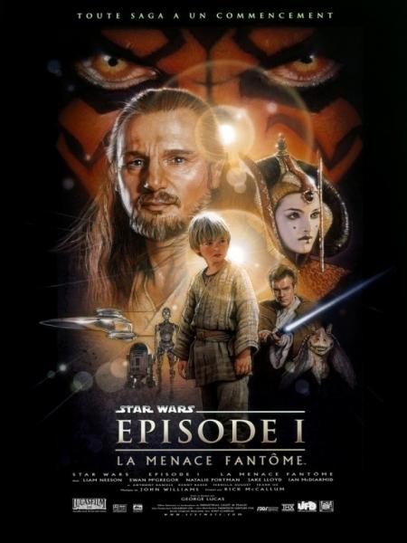 Cine974, Star Wars : Episode I - La Menace fantôme