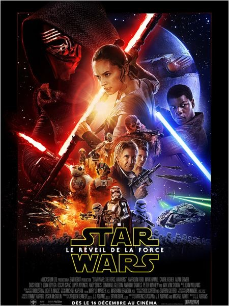 Cine974, Star Wars : Episode VII - Le Réveil de la Force