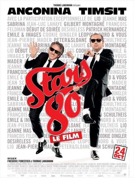 Cine974, Stars 80