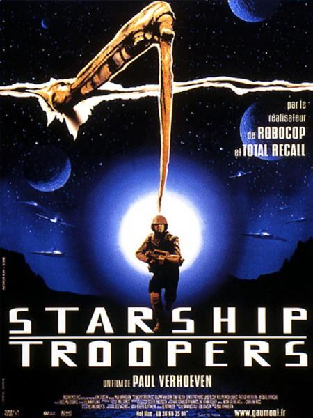 Cine974, Starship Troopers