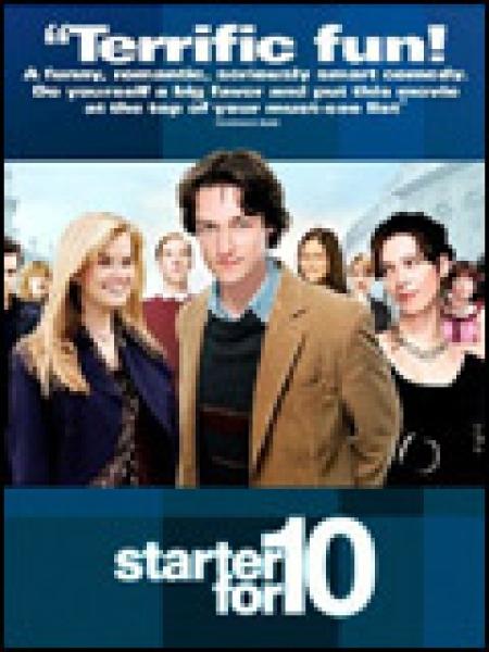 Cine974, Starter for Ten