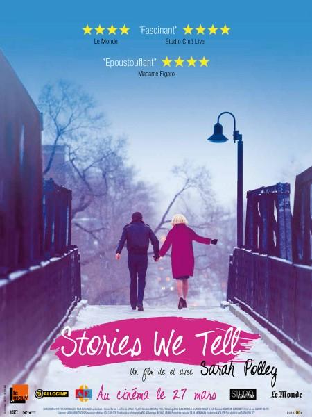Cine974, Stories We Tell
