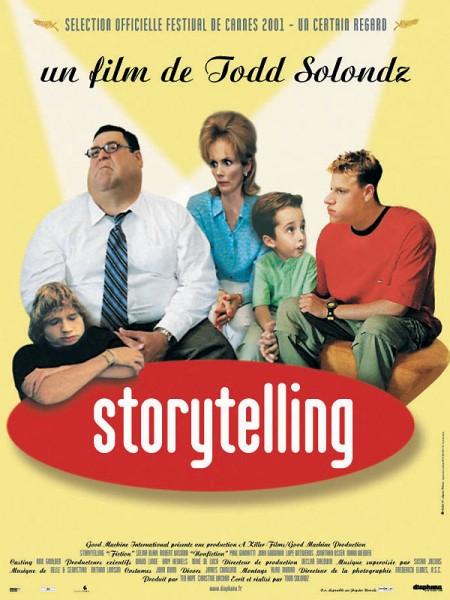 Cine974, Storytelling