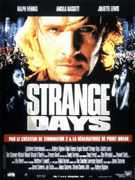 Cine974, Strange Days