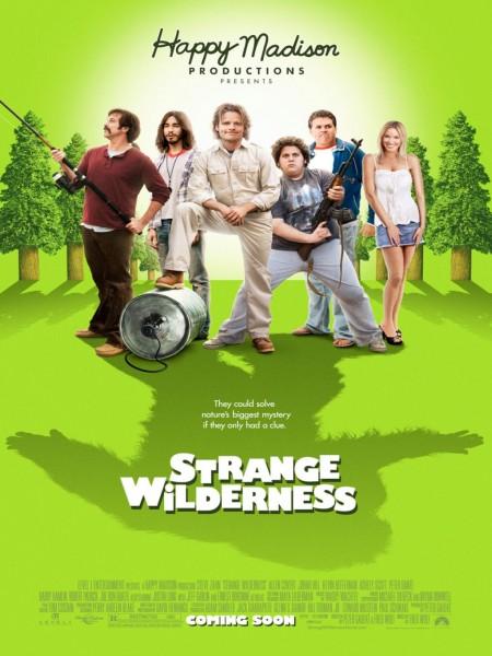 Cine974, Strange Wilderness