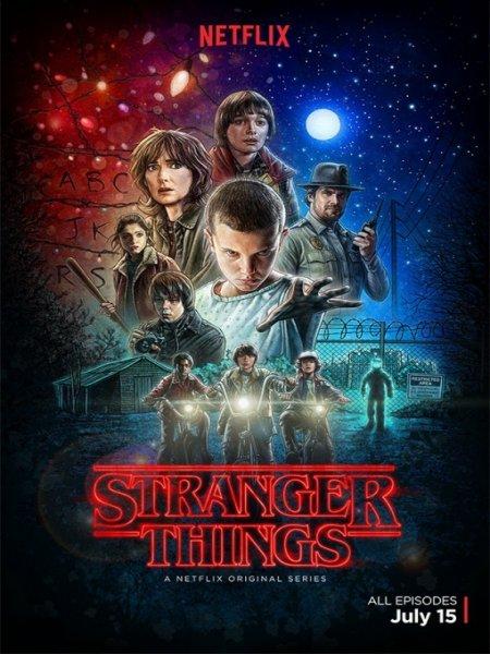 Cine974, Stranger Things