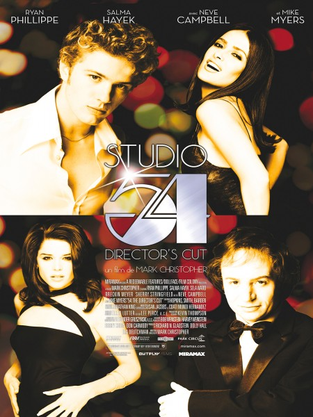 Cine974, Studio 54 - Director's Cut