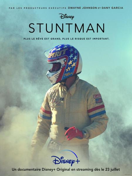 Cine974, Stuntman