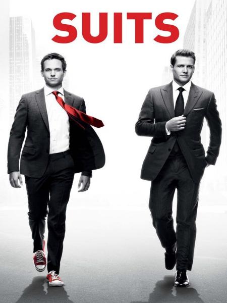 Cine974, Suits : avocats sur mesure