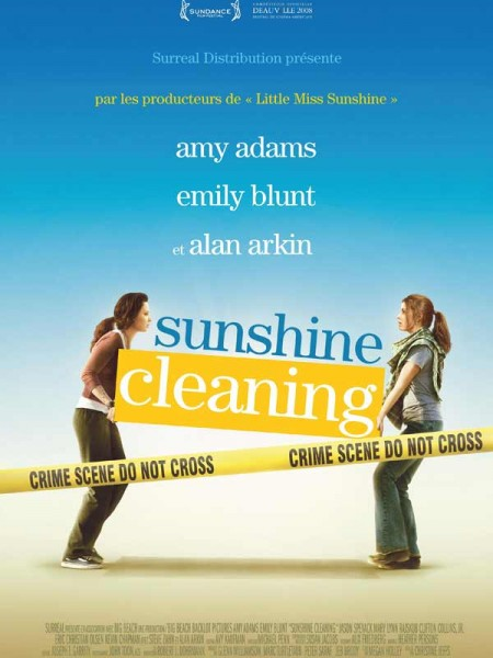 Cine974, Sunshine Cleaning