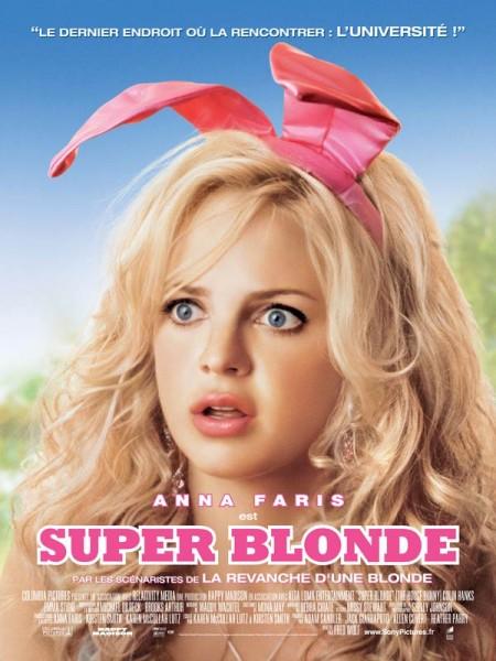 Cine974, Super blonde