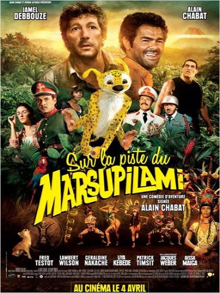 Cine974, Sur la piste du Marsupilami